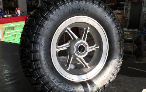 Roda Montada
