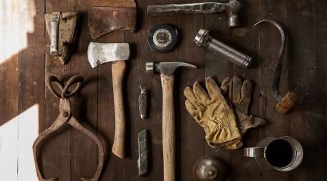 Como montar uma caixa de ferramentas?